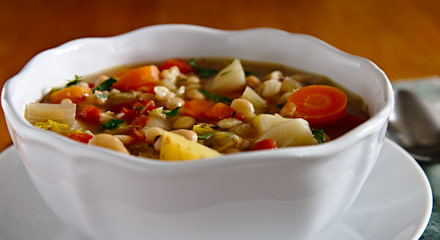 Irish White Bean Stew