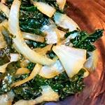 kale-onion