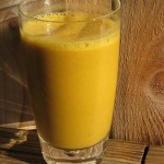 Creamy Pumpkin Smoothie
