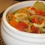 Hearty-Hearty Minestrone Soup
