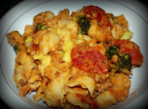 Vegan Hamburger Helper Style Recipe