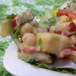 Indian Chickpea-Salad-from -The Great Vegan Bean Book
