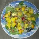 Holly's Fruit Salad on the Greens