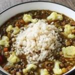 FFV lentil soup