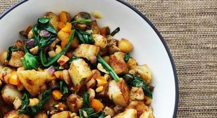 Warm Potato Salad (for FFV)