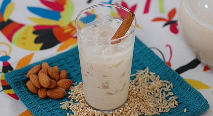 Oatchata from OATrageous Oatmeals by Kathy Hester
