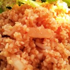 Metch - oil free bulgur salad