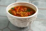 Pink Bean-Quinoa Soup