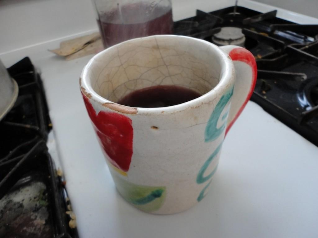 Tulip Tea Mug