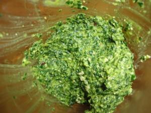 Lemony Kale Pesto