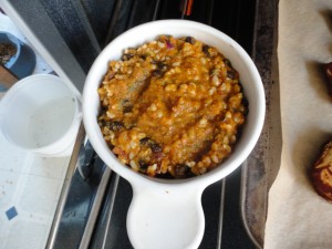 Barbecue Black Bean Casserole