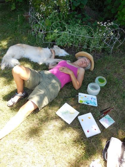 plein air nap copy