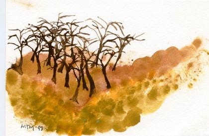 winter trees watercolor-MTM