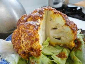 Crown Roast Cauliflower 2