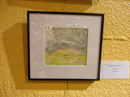 co-op show Palouse Rainbow 1 by Maria Theresa Maggi