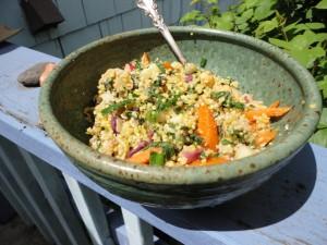 Maria's Old Garden Millet Bowl 2
