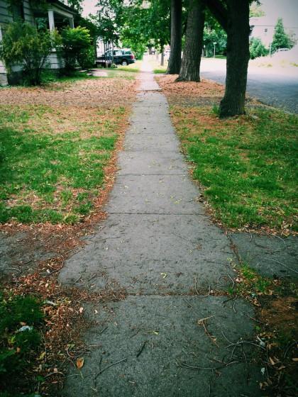 South Asbury Sidewalk