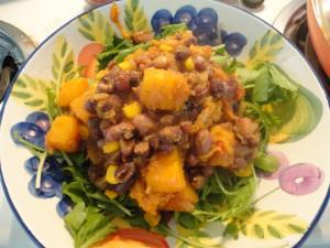 Easy Vegan Skillet Chili