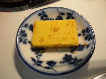 Pan Seared Burmese Style Chickpea Tofu