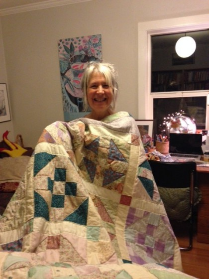 Me and My Quilt