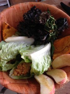 lunch-with-easy-oil-free-kale-chios